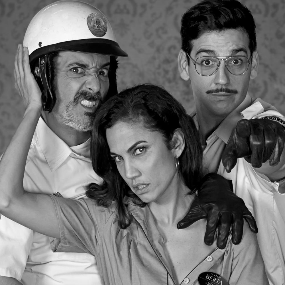 Toni Acosta y Fran Perea llegan a Las Palmas con 'La Estupidez' para desenmascarar la codicia